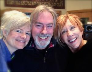 Stowe, Brendan Harkin & Karen