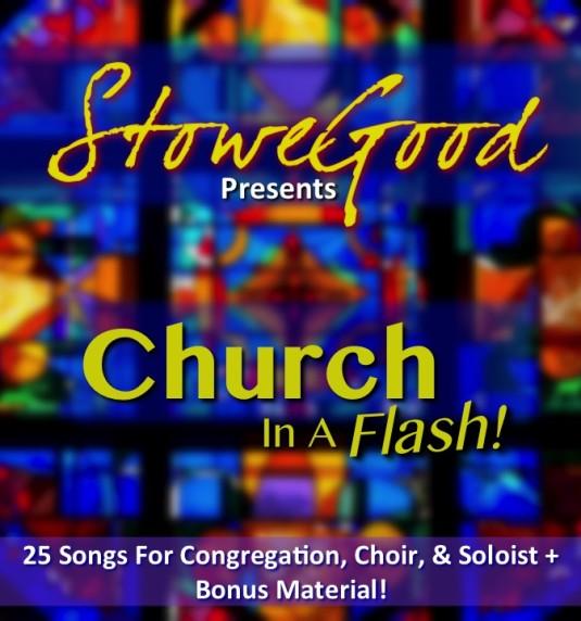 Church In A Flash